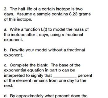 Exponential & Logarithmic Functions Bundle (Algebra II) Common Core Aligned
