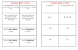 Exponential Models & Log Rules Activity
