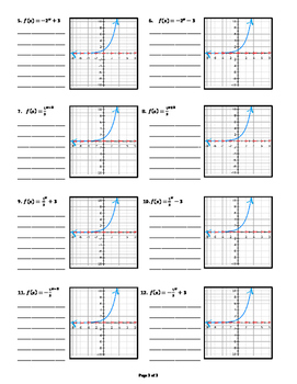 Exponential Transformations