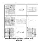 Exponential and Logarithmic Fold and Pass