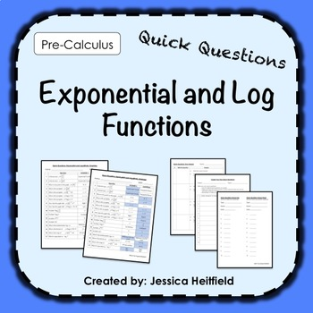 Exponential and Log Activity: Fix Common Mistakes!