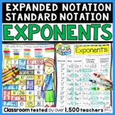 Exponents - Laws of Exponents