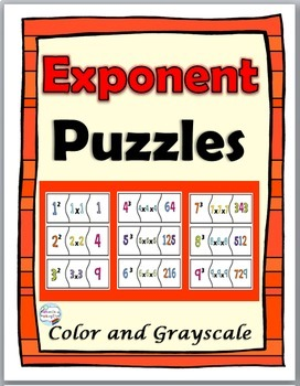 Exponents Puzzles