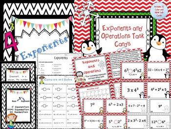 Exponents Bundle