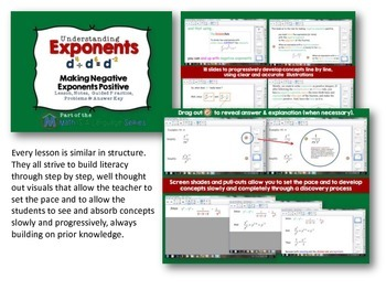 Exponents - Complete Unit Bundle