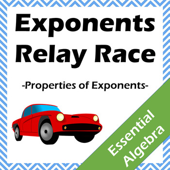 Exponents Relay Race Review