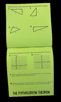 Exponents & Roots Review (Foldable)