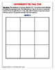 Exponents Tic Tac Toe Activity