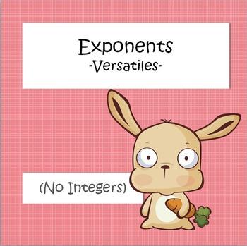 Exponents - Versatiles