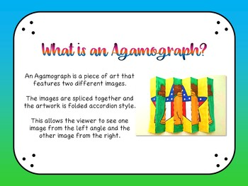 Exponents and Square Roots Agamograph and Memory Game BUNDLE