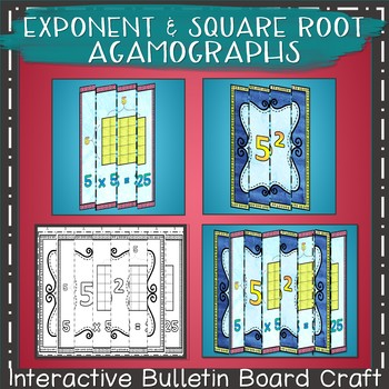 Exponents and Square Roots Agamographs