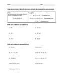 Exponents in Simplified, Exponential, and Expanded Form