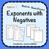 Exponents Activity: Fix Common Mistakes!