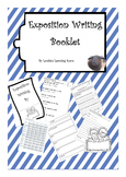 Exposition Writing Work Booklet
