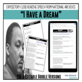 Expository Analysis: I Have a Dream {Google Digital Resource}