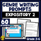 Daily Expository Writing Prompts Set 2
