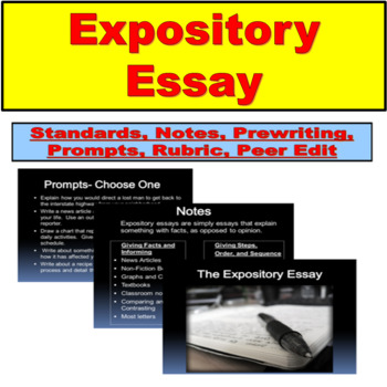 Expository Essay Composition