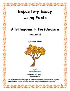 seasons of the year essay