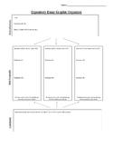 Expository Essay Graphic Organizer