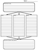 Expository Essay Graphic Organizers