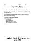 Expository Essay Packet