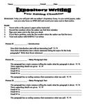 Expository Essay Peer Edit