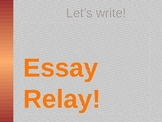 Expository Essay Relay Game