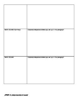 Essay peer review rubric