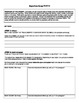 Expository Essay Unit w/ Prewriting, Outline, Peer Review