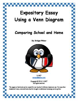 Expository Essay: Venn Diagram on Home and School
