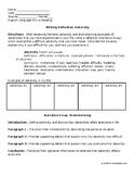 Expository Essay Writing - Adversity Reflection