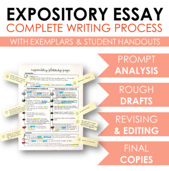 Expository Essay Writing Process