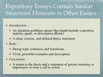 Essay and striving for excellence