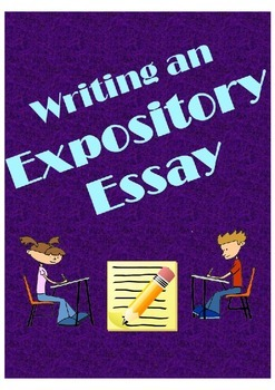 Expository Essay Writing- prompt, brainstorm, organization, & outline