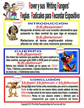 Expository Essays Made Easy Using Alliteration in Spanish