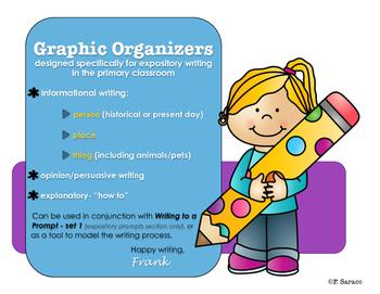 Expository Graphic Organizers