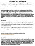 """Expository """"How-to"""" Procedural Writing (Entire Unit)"""