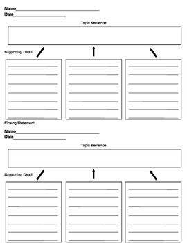 Expository Pre-Write Template