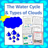 The Water Cycle (Research Activities, Reading Passage & Comprehension Activities