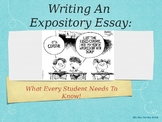 Expository Review Power Point