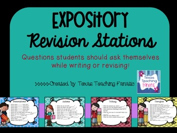 Expository Revision Stations