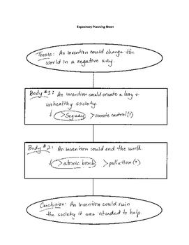Expository Sample Essay #4 (STAAR Test Prep)