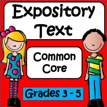 Reading: Expository Text