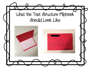 Expository Text Structures: Resources