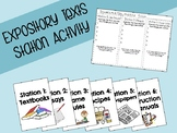 Expository Texts Station Activity