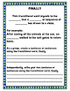 Expository Transitional Phrases/Words Indicating Time or S