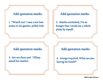 Quotation Marks Bundle