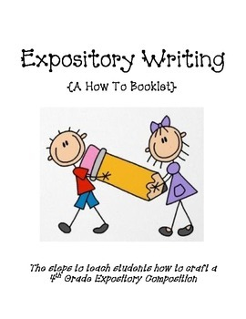 Expository Writing - A How To Booklet