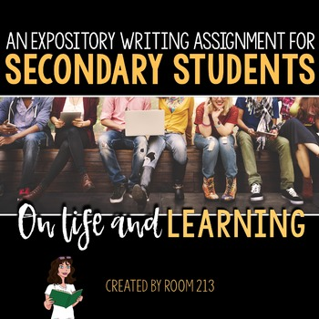 Expository Writing Assignment: On Life and Learning