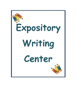 Expository Writing Center